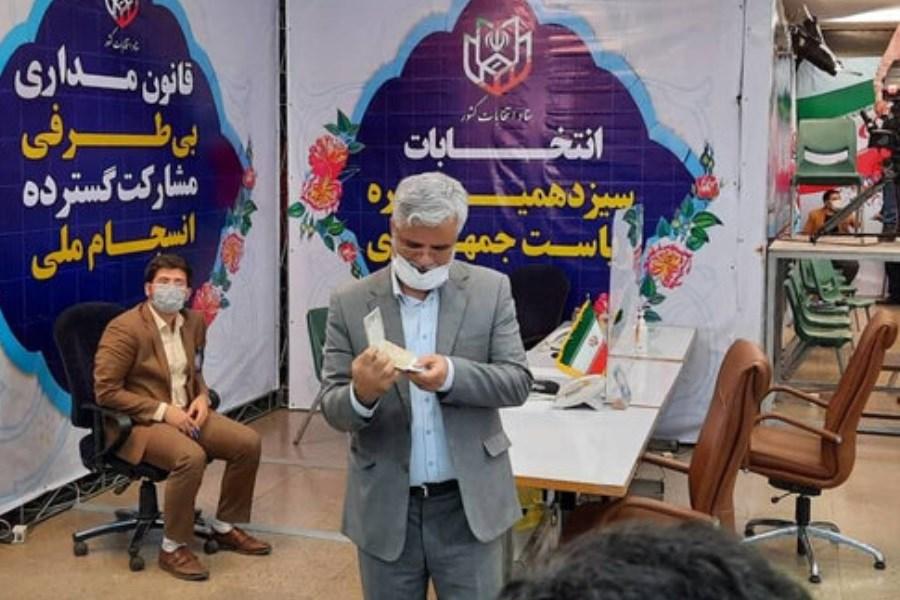 رد صلاحیت شوم انتخابات را تحریم نمیکنم/ از فرد شایستهای در جبهه اصلاحات حمایت میکنم