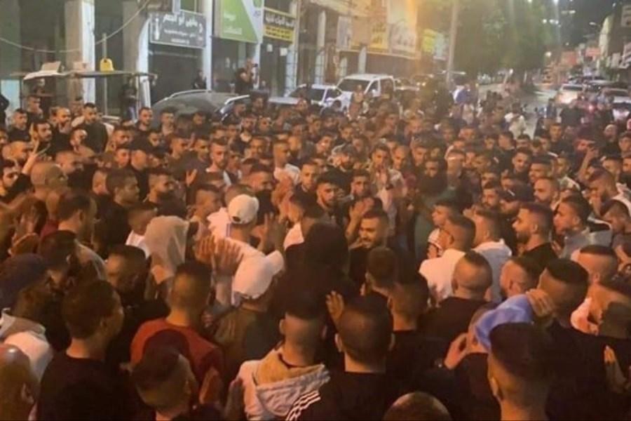 تظاهراتهای گسترده در کرانه باختری و محکومیت همکاری امنیتی رام الله با تلآویو