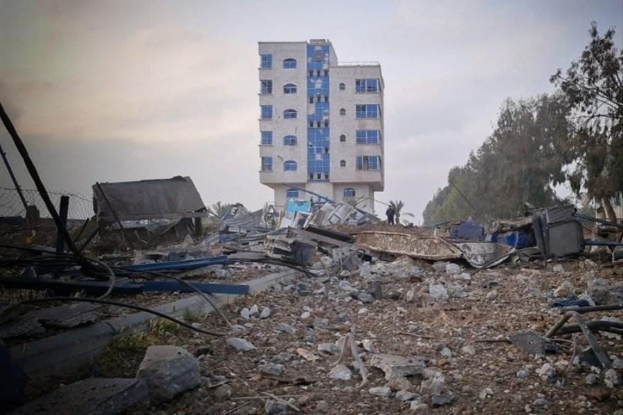 شمار شهدای غزه به ۱۱۹ نفر رسید