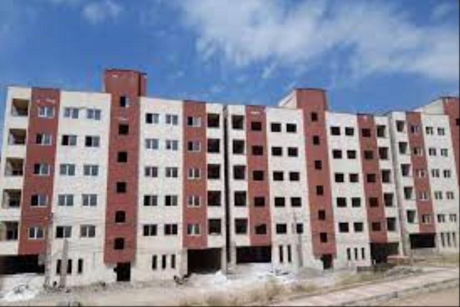 تصویر 1670 مسکن مهر در کردستان تحویل متقاضیان میشود
