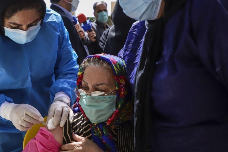 ۴۱ هزار دوز واکسن تزریق شد