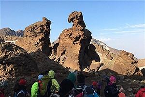 تصویر  مقدس ترین کوه ایران در راه ثبت جهانی
