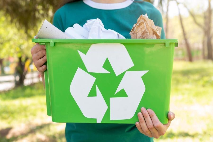 اجرای طرح تعویض پسماندهای قابل بازیافت با کتاب
