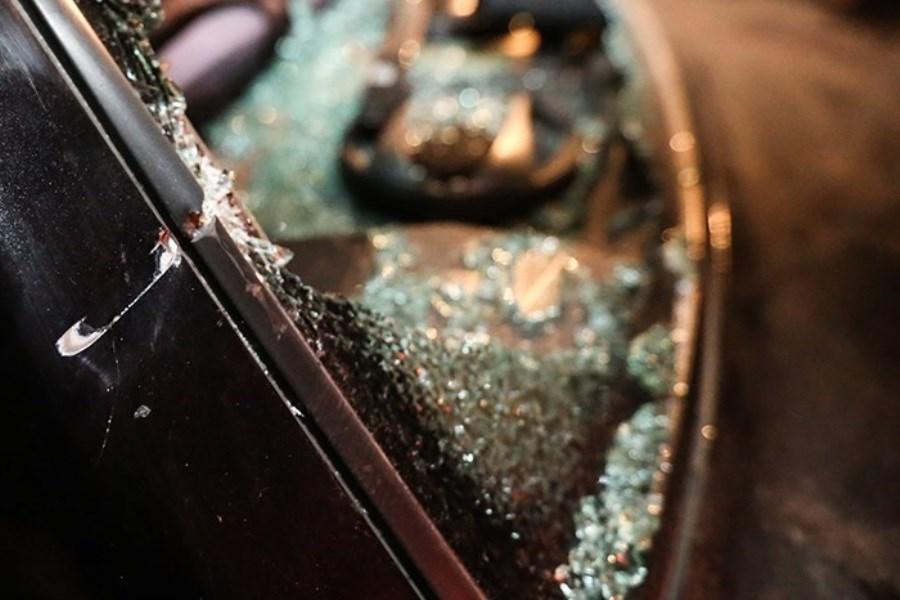 عوامل تخریب ۱۱ خودرو در محله مسعودیه بازداشت شدند