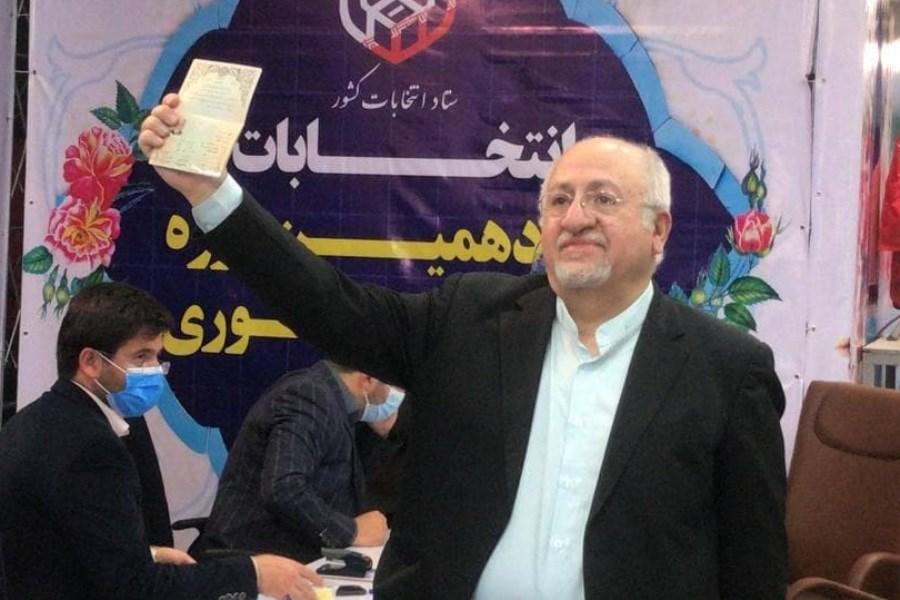 ثبتنام «محمدجواد حقشناس» در انتخابات ریاستجمهوری سیزدهم