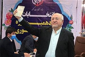 تصویر  ثبتنام «محمدجواد حقشناس» در انتخابات ریاستجمهوری سیزدهم