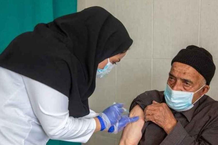 واکسینه شدن 51 درصد سالمندان بالای 75 سال در آذربایجان شرقی