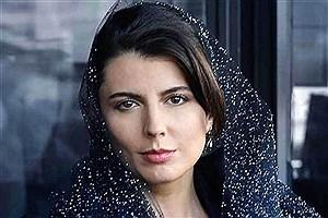 تصویر  جنجال جدید لیلا حاتمی به دلیل تبلیغ یخچال