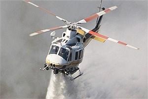 تصویر  اعلام آمادگی وزارت دفاع برای کمک به اطفاء حریق هوایی جنگل های کشور