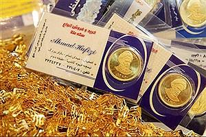 تصویر  با افزایش قیمت سکه تمایل مردم برای خرید بیشتر شد