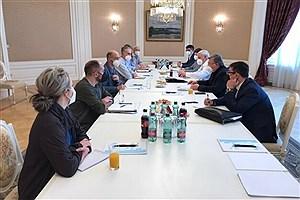 تصویر  رایزنی مجدد نمایندگان روسیه و آمریکا در وین درباره احیای برجام