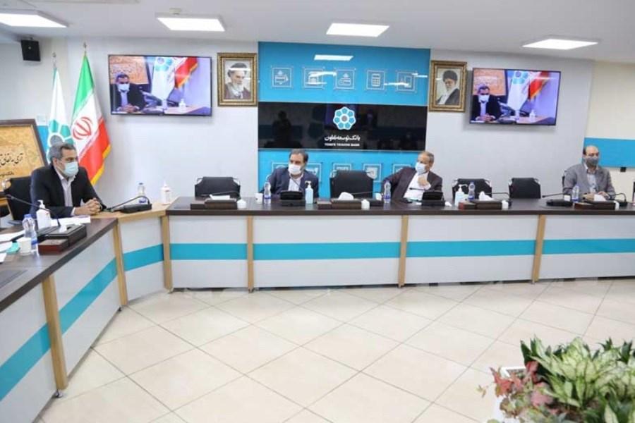تامین مالی طرح های مهم استان لرستان توسط بانک توسعه تعاون