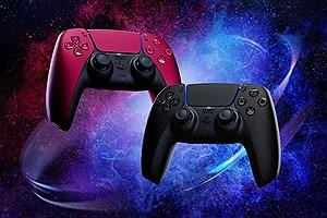 تصویر  رونمایی سونی از رنگ های جدید کنترلر Dreamy PS5