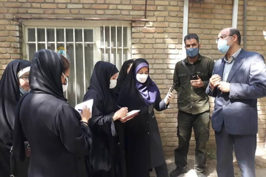 تصویر مرمت و احیای سردر تاریخی پردیس دانشگاه ارومیه در صورت تامین منابع مالی