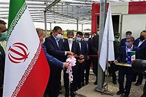 تصویر  سامانه کمک ناوبری فرودگاه بین المللی ارومیه توسط وزیر راه و شهرسازی ارومیه افتتاح شد