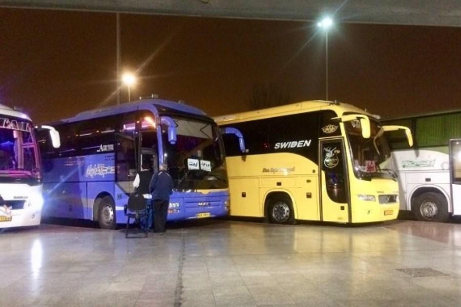تصویر قیمت گذاری بلیت اتوبوس به تشکل های صنفی واگذار شد