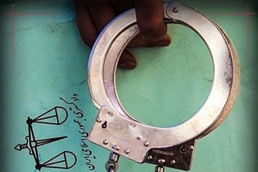 تصویر 6 کارمند شهرداری شاهیندژ دستگیر شدند