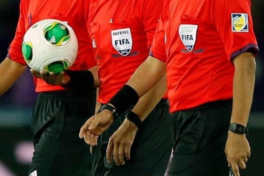 تصویر قضاوت حساس داوران فوتبال استان کهگیلویه و بویراحمد در جام حذفی