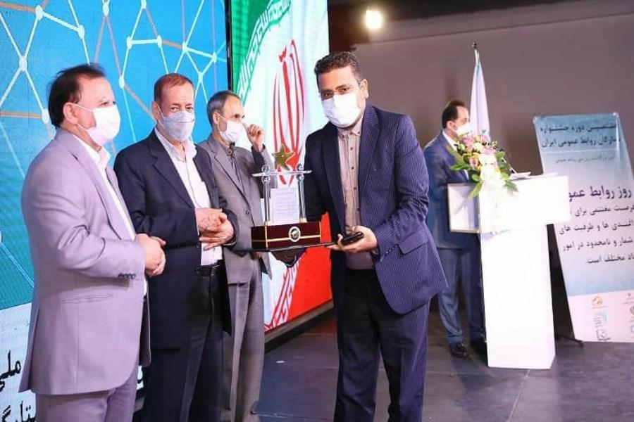 همراه اول موفق به دریافت نشان در هشتمین جشنواره ستارگان روابط عمومی ایران شد