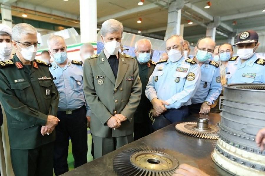 بلوغ جمهوری اسلامی در زمینه ساخت موتور های هوایی پیشرفته