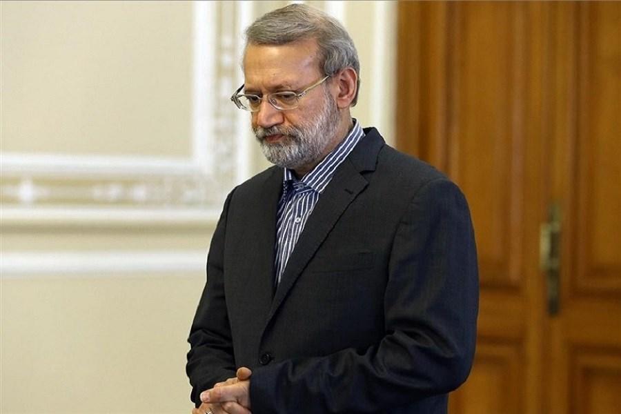انتشار لیست کابینه منتسب به لاریجانی تکذیب شد