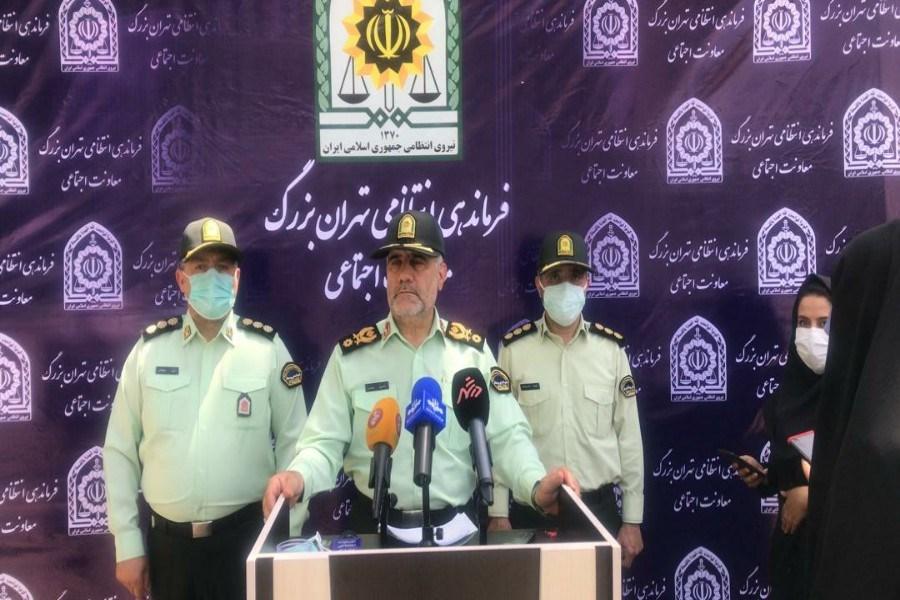 دستگیری ۲۶۰ نفر از خرده فروشان موادمخدر/ ۵ هزار و ۶۰۰ صندوق رای در تهران پیش بینی شده است