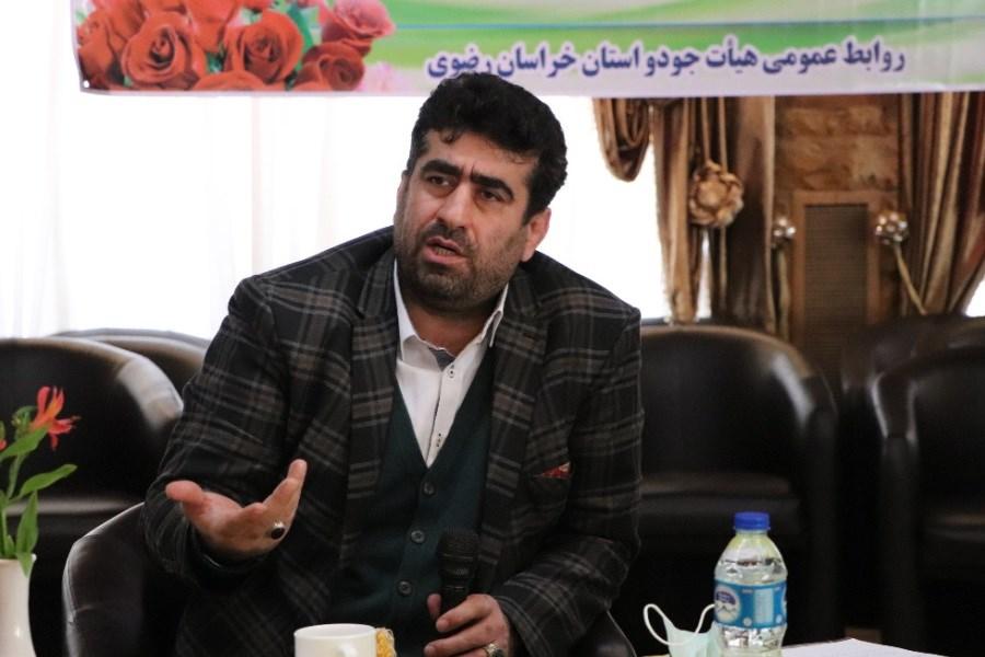 انتخاب تشکیلات مدیریتی رشته جودو به عنوان برترین هیات ورزشی خراسان رضوی
