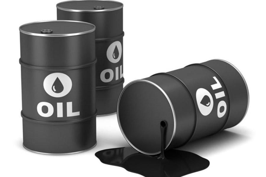 نفت برنت 62 سنت ریزش کرد