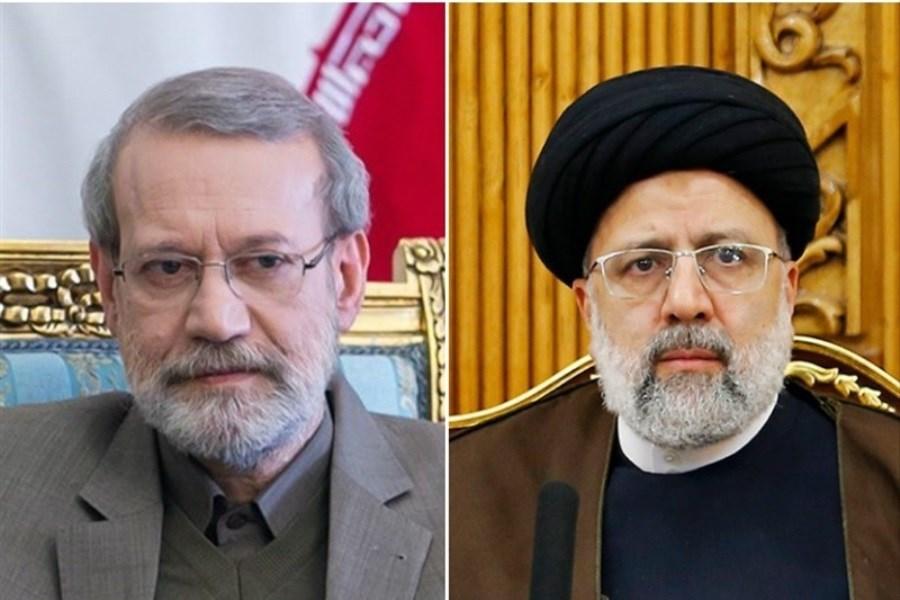 نشانهشناسی کلیپ ثبتنام علی لاریجانی و آیتالله رئیسی