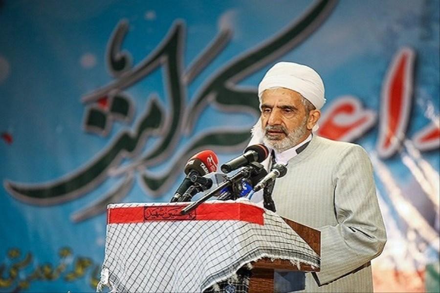 امیدواریم حمایتهای ملت ایران از فلسطین برای جهان اسلام الگو شود