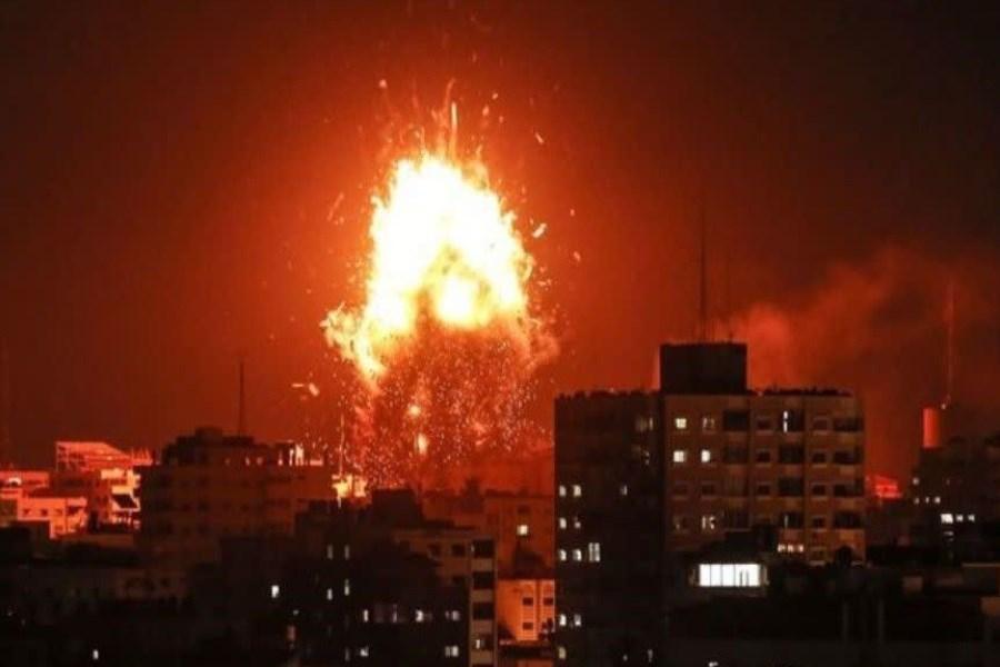 تصویر درگیری میان فلسطین و اسرائیل تداوم مییابد/ ناتوانی تلآویو از کشف اطلاعات نظامی رقیب
