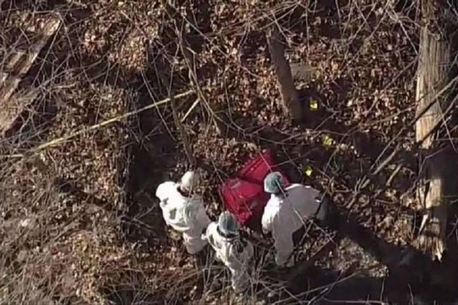 کشف بقایای ۱۴ جسد در خانه مامور سابق پلیس