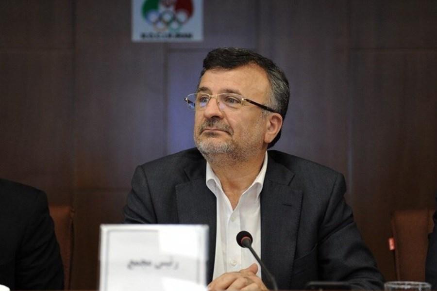 عذرخواهی رئیس فدراسیون والیبال از مردم ایران