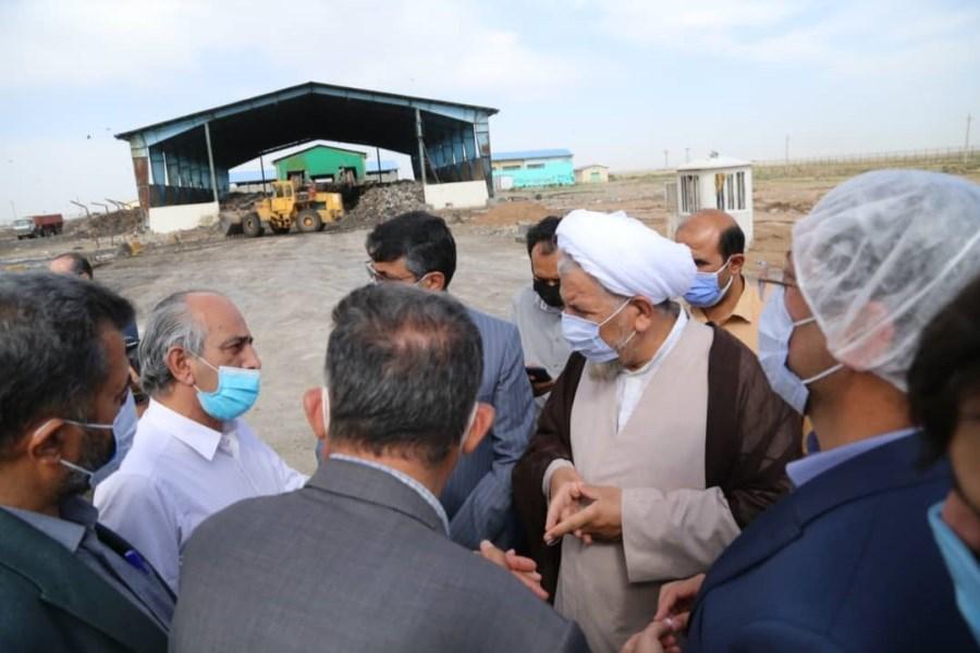 لزوم انجام آزمایش روی آب های زیرزمینی حوزه پسماند محمد آباد