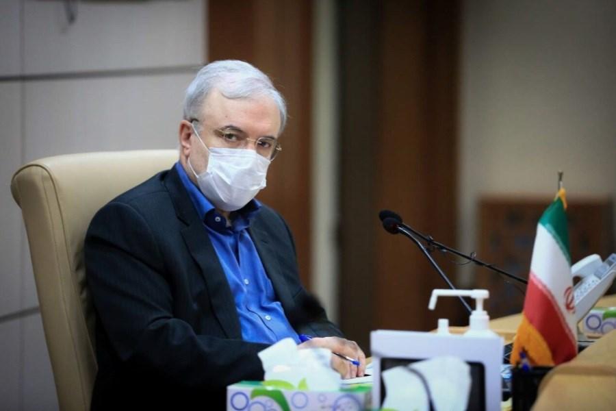 ۱۸ پروژه بهداشتی درمانی خوزستان در حضور وزیر بهداشت افتتاح شد