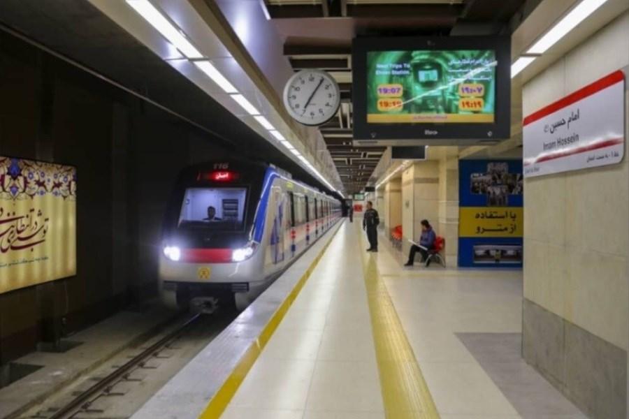 بررسی ارائه اینترنت رایگان در ایستگاههای متروی شیراز