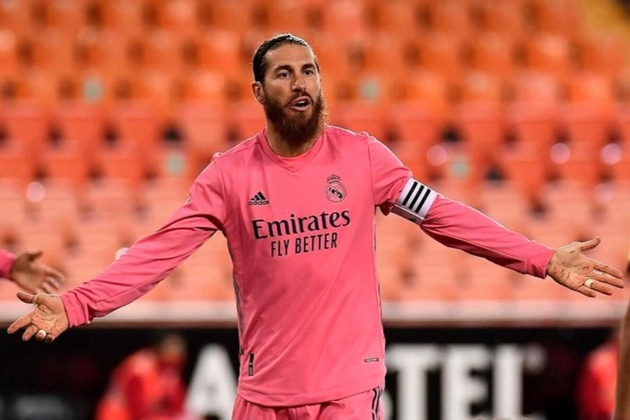تصویر رکورددار بازی در تیم ملی اسپانیا از لیست این تیم خط خورد