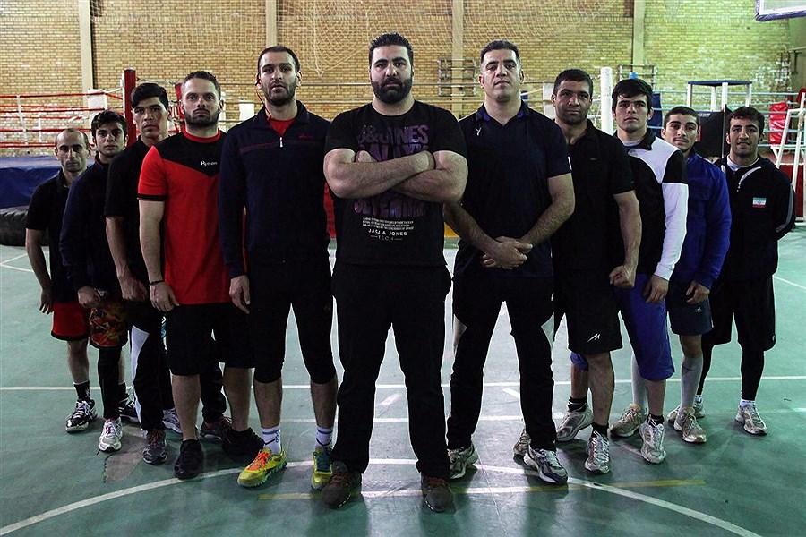 اعلام اسامی نفرات دعوت شده به اردوی تیم ملی بوکس