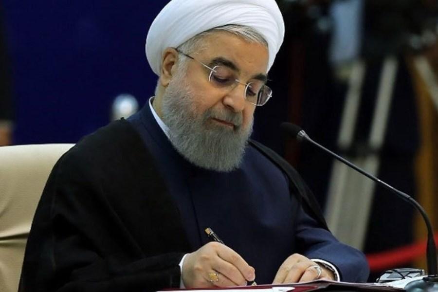 پیام تسلیت روحانی به نخستوزیر عراق در پی آتشسوزی بیمارستان ناصریه