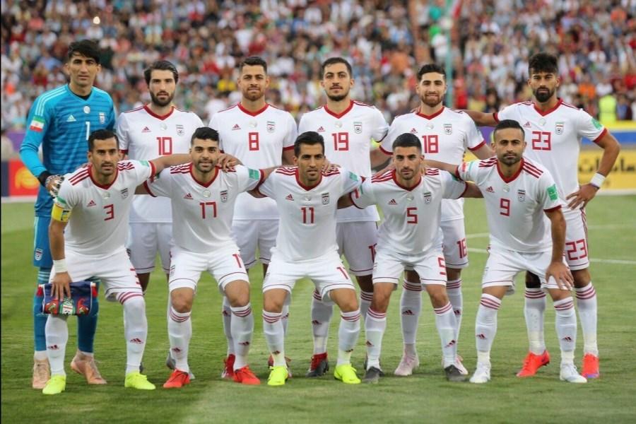 تصویر تیم ملی بدون بازی تدارکی در انتخابی جام جهانی شرکت میکند