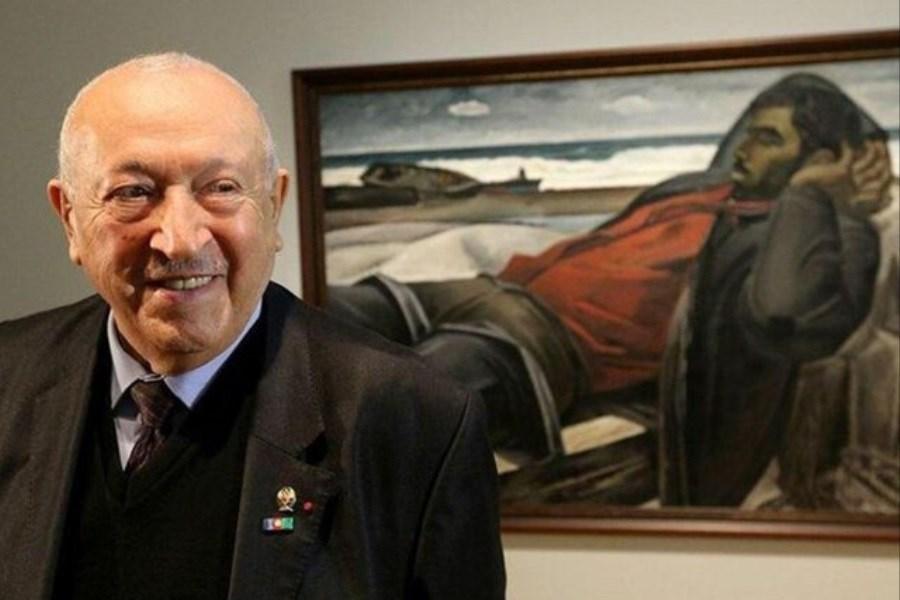 درگذشت هنرمند مطرح نقاش «طاهر سالاخوف»