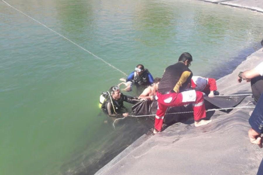 2 جوان در استخر آب کشاورزی غرق شدند