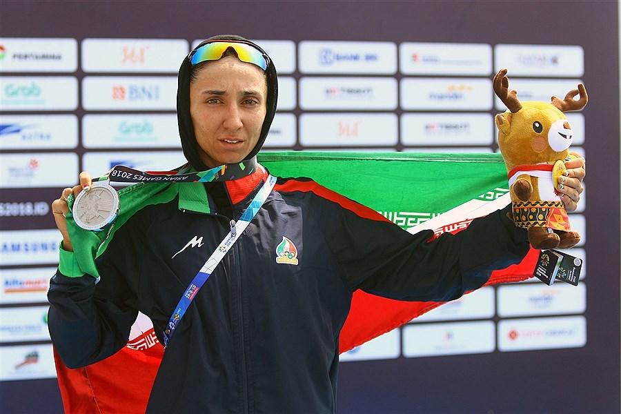 میخواهم بهترین رنکینگ را کسب کنم تا بتوانم برای دوره بعد برای المپیک تلاش کنم