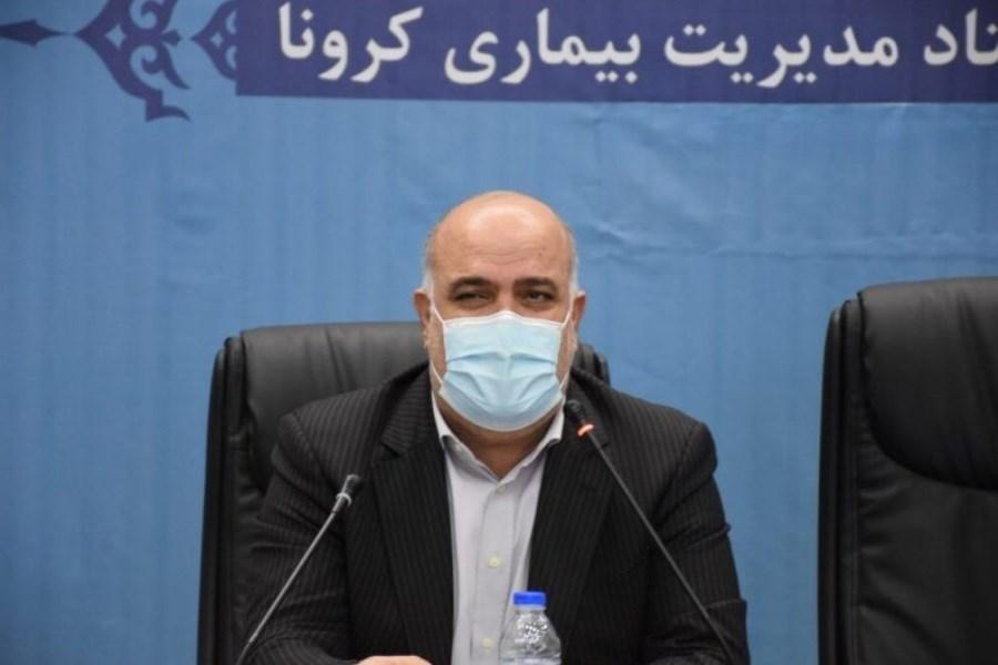 تصویر ادامه محدودیت کرونایی در خوزستان