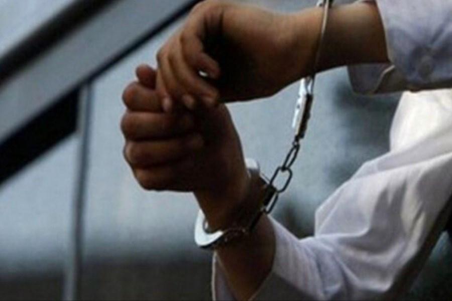 دستگیری متخلف برداشت غیر مجاز سَقز در چهارمحال و بختیاری