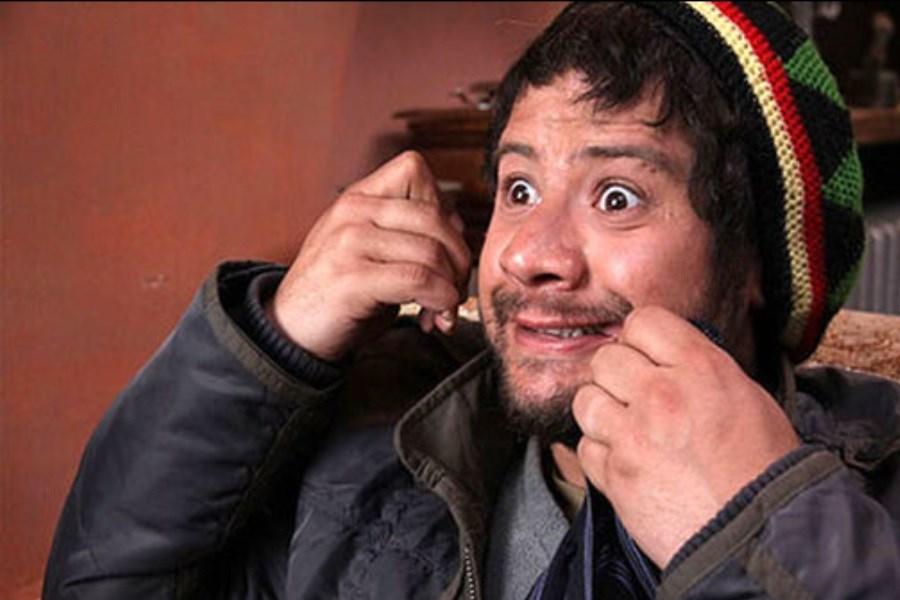 لباس عجیب علی صادقی سوژه شد+ عکس