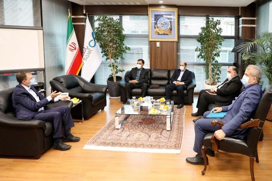 در همه شهرهای استان تهران باجه های بانک دی راه اندازی میشود