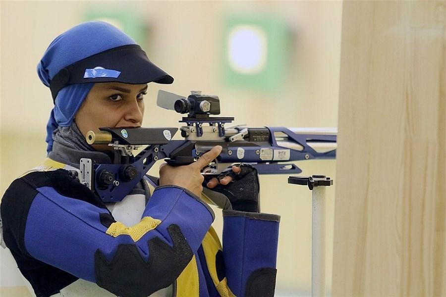 الهه احمدی از لیست ورزشکاران بورسیه IOC حذف شد