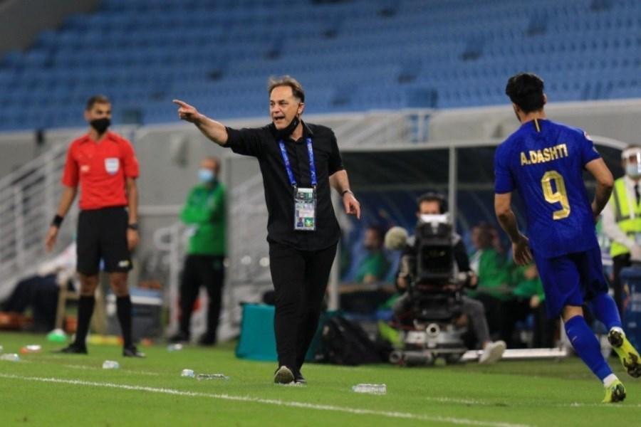 حضور کریم باقری در تیم ملی تصمیم هوشمندانه ای بود