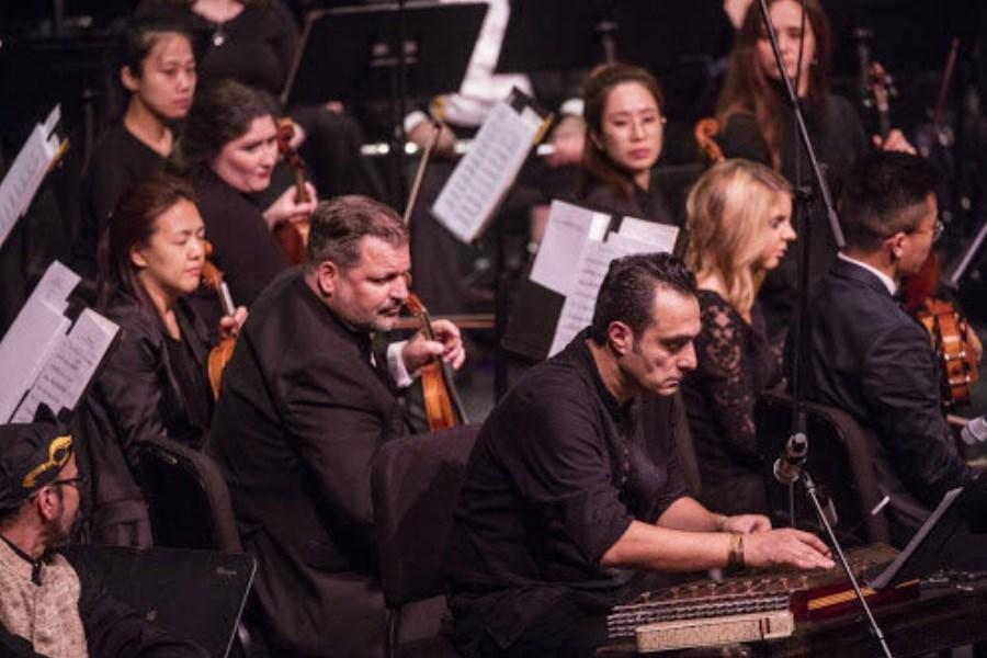 انتشار آلبوم«صداها و پلها» با صدای علیرضا قربانی